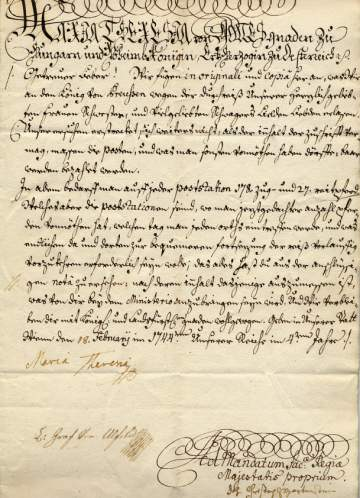 marie antoinette letter to her mother Letter to her mother, 1773 [tappan introduction] in i770, marie antoinette, daughter of empress maria theresa of austria, became the wife of the dauphin who was afterwards louis xvi.