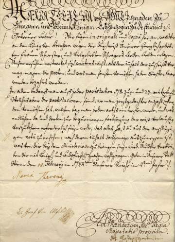 Last Letter of Marie-Antoinette