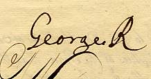 Illustration is of the signature only